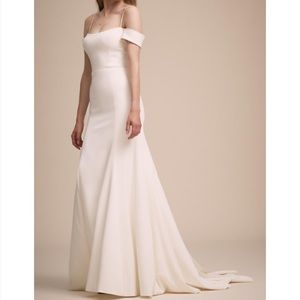 Jenny yoo wedding gown